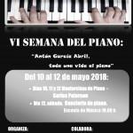 CARTEL VI SEMANA PIANO
