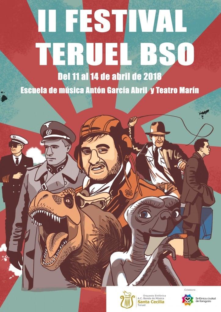 a3 II Cartel Festival Teruel bso completo (1)